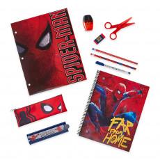 Человек-паук – набор канцелярских принадлежностей
