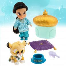 Жасмин мини кукла серия Аниматор, набор для игр Дисней
