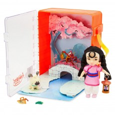 Мулан міні лялька серія Аніматор, набір для ігор Дісней