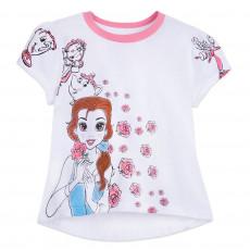 Белль і друзі - футболка для дівчаток - Красуня і Чудовисько