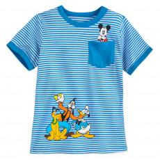 Міккі Маус і його друзі - футболка з кишенею для хлопчиків