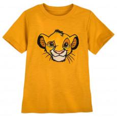 Сімба - модна футболка для хлопчиків - Король Лев