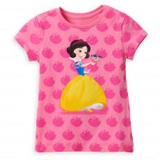 Белоснежка - футболка для девочек