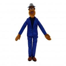 Джо Гарднер - плюшева іграшка що говорить - Душа