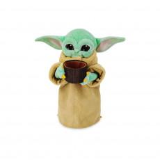 Бебі Йода плюш з чашкою - Зоряні війни: Мандалорец