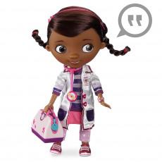 Кукла Доктор Плюшева - умеет говорить и петь
