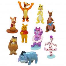 Набор для игр Делюкс - Винни Пух и его друзья