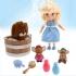 Золушка мини кукла серия Аниматор, набор для игр Дисней