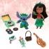 Лило и Стич мини кукла серия Аниматор, набор для игр Дисней