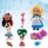 Кукла Алиса в стране чудес в наборе - мини Аниматор