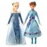 Анна и Эльза набор кукол – Олаф и холодное приключение