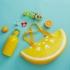 Микки Маус – Сумка-холодильник - Лимон