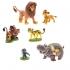Игровой набор Львиная гвардия – Король лев