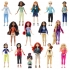 Набор кукол Ваниллопа с принцессами – Ральф против интернета