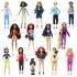Набір ляльок Ваніллопа з принцесами - Ральф проти інтернету