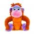 Король Луї плюш - Книга Джунглів - Disney Furrytale friends