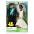 Тіана і Навин - набір ляльок Весілля - Принцеса і жаба