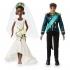Тиана и Навин - набор кукол Свадьба - Принцесса и лягушка