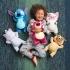 Лотсо плюш обнимашка - История игрушек 3