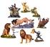 Набор для игр Делюкс - Король Лев