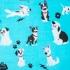 Флисовый плед Собаки Диснея – Oh My Disney