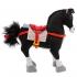 Кінь Хан плюш - Мулан