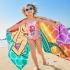 Пляжний рушник Аріель - Русалочка