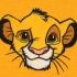 Симба - модная футболка для мальчиков - Король Лев