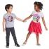 Минни Маус – футболка с завязкой для девочек