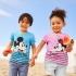 Мінні Маус - футболка для дівчаток - Веселе літо