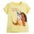 Моана и друзья - футболка для девочек
