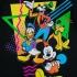Міккі Маус і його друзі - ретро футболка для хлопчиків