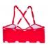 Набор для плавания Минни Маус красный в горошек Делюкс