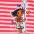 Пляжное платье Моана