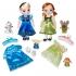 Співаючі ляльки Анна і Ельза - Подарунковий набір - Колекція аніматорів Disney