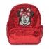Шкільний рюкзак Мінні Маус з червоними паєткамим