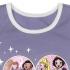 Принцессы Диснея – футболка для девочек с меняющимся изображением