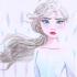 Набор для плаванья Делюкс – Эльза – Холодное сердце 2
