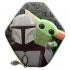 Пенал школьный Звездные войны - Мандалорец с наполнением