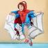 Пляжное полотенце Делюкс - Человек-паук