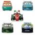Игровой набор гоночных Тачек - Тачки